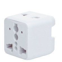 New Universal World Mini Charger Adapter Plug All in one Travel AC Power Adapter Converter to US / UK / AU / EU Plug Socket