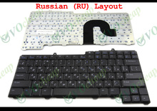 New RU Laptop keyboard for Dell Inspiron 1300 B120 B130 Latitude 120, 1501 630M 6400 E1405 E1505 Vostro 1000 XPS M1710 Russian