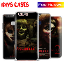 Annabelle: Creation Movie Phone Case Cover Shell For Huawei Ascend P8 P9 Lite P10 Plus Honor 6x 7i 8 V8 V9 9 Mate 7 8 9 Nova