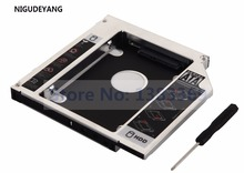 NIGUDEYANG 2nd HD SSD Case Tray Caddy for Toshiba Satellite C805 C855 C850D C855D(China)