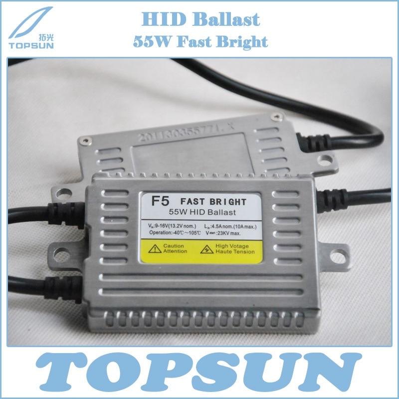 F5 FAST BRIGHT AC 55W DIGITAL HID XENON BALLAST, BRIGHT IN ONE SECOND<br><br>Aliexpress