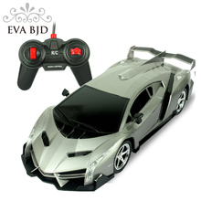 1:16  Electric RC Cars Remote Control Toys 4CH Tail roadster Controlled Cars Classic For Boys Children Kids Gifts C0012