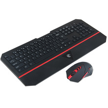 E780 wireless keyboard mouse gamer gaming set kit combo 2.4G laser mouse for computer desktop notebook office typing