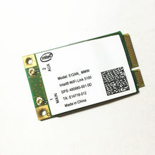 Wireless Adapter Card for Intel 5100 5100agn WIFI 512AN_MMW 300Mbps Mini full PCI-E  WLAN  2.4/5GHz Module for dell acer asus