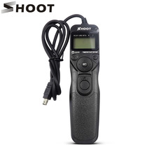 Buy SHOOT MC-DC2 Timer Shutter Remote Control Nikon D90 D600 D610 3100 D3200 D3300 D5000 D5100 D5200 D5300 Digital SLR Cameras for $10.73 in AliExpress store