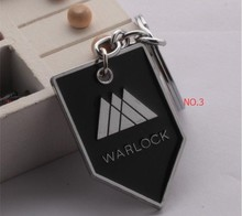 3 style Ps4 ornament games Destiny fate professional logo necklace pendant Europe and United States ebay wholesale foreign trade
