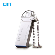 DM PD009 Metal otg USB Flash Drive 64G 32G 16G Smartphone Pen Drive Micro USB Portable Storage Memory USB 3.0 flash disk