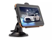 Oriana NEW 4.3 inch GPS Car Navigation 8GB Capacity UK EU AU NZ Maps Speedcam POI Free Shipping!(China)
