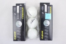 12 Balls/lot Andro 3-Star Table Tennis Balls (40mm Vintage Balls) White Ping Pong Balls ITTF Approved(Hong Kong)