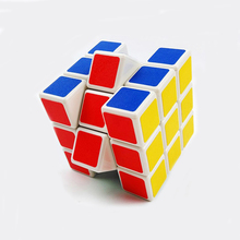 Magic Cube Puzzles Neo cube 5cm Fidget Cube Toys Magicos Cube Magique Plastic Magnetic Antistress Educational Toys 60K162(China)