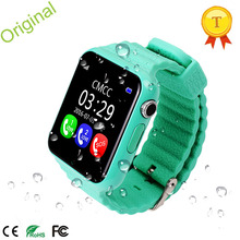 2017 The most popular waterproof gps smart phone watch with MTK2503 1.54 Inch screen for kids best gift gps watch for kids