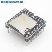 Integrated Circuits Mini MP3 Player Module TF Card U Disk Mini MP3 Player Audio Voice Module Board for arduino TF Card U Disk