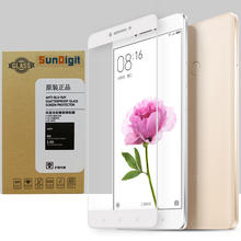 SunDigit Full Cover Screen Protector Tempered Glass For Xiaomi Redmi 3S Note 4 3 2 Mi5s Mi4 Mi5 Mi 5S Plus 5 4 Printing Film