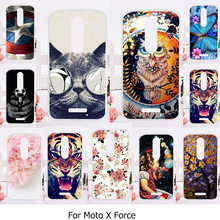 TAOYUNXI Phone Cover Case For Motorola Moto X Force Funda Coque Cellphone For Moto XT1585 XT1581 Droid Turbo 2 XT1580 Cover Case(China)