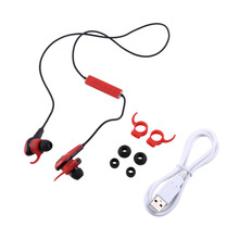 Wireless Bluetooth Stereo Headset Built-In Heart Rate Monitor Heart Rate Bluetooth Earbuds Earphone Sport Pulse Earphones Hot