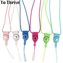 Neck Cell Phone Mobile Chain Straps Camera Straps Keychain Charm Cords DIY Hang Rope Lariat Lanyard for ID Pass Card MP3 Holder