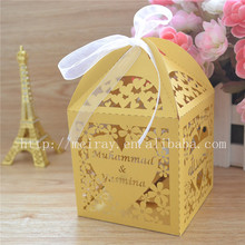 Fancy wedding ideas best fit for Arabic wedding candy, arabic wedding candy box wedding door gift for guests