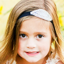 H154 festival headbands hair accessories headband hair band  crystal newborn headwear girls headbands fascinator