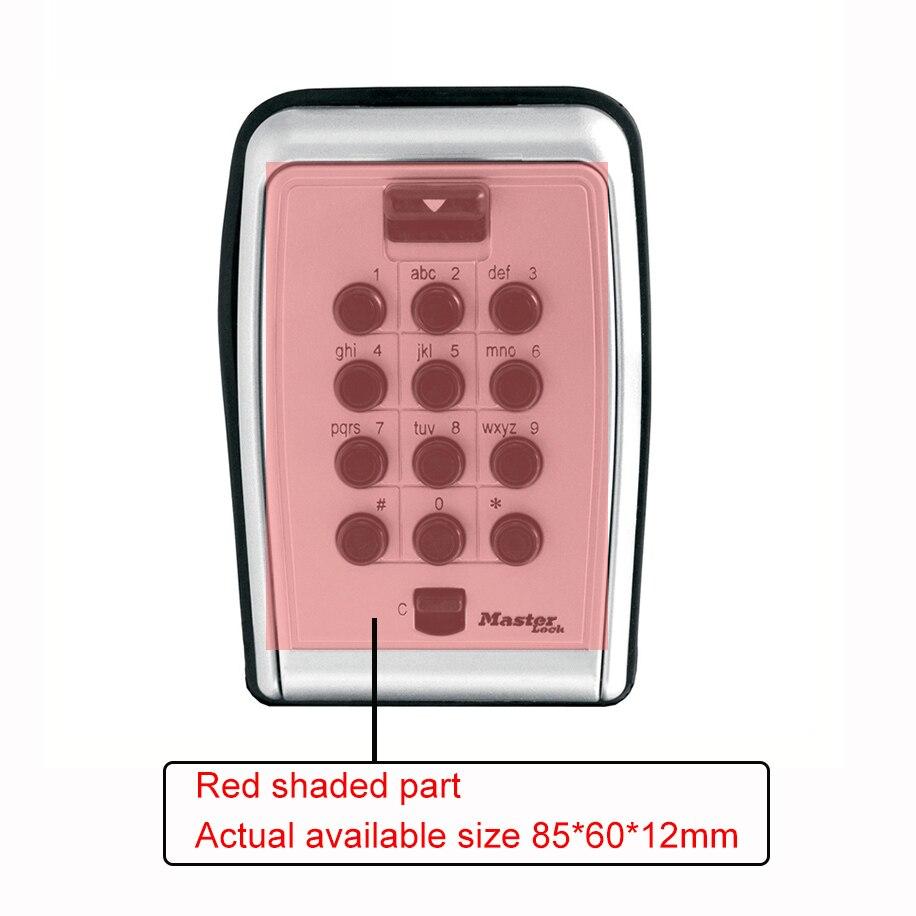 Key-Safe-Box-Wall-Mount-Password-Locker-Combination-Code-Keys-Card-Small-Items-Keepr-Storage-Box