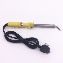 High temperature resistant Soldering tip AC 220V - 240V 80W soldering iron AU EU UK electric soldering gun(China)