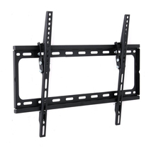 Free Shipping TV Mount Bracket Black Color For 26 To 55 Inch LED LCD Television HDTV Flat Panel Wall Install Universal Using(China)