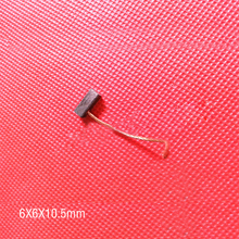 Free Shipping! Replacement 6X6X10.5mm Motor Carbon Brushes For Buick,Toyota windscreen wiper .Car glass lifter etc.