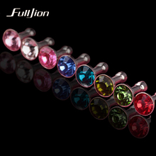 10pcs/lot Dust Plug Rhinestone Crystal Protect Phone Earphone Anti Dust Plug Dustproof For iPhone For Samsung For Huawei ect