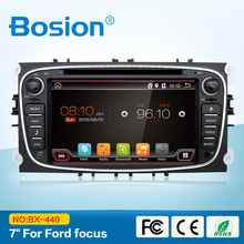 Android Quad core Two Din 7 Inch Car DVD Player For FORD/FOCUS 2 /MONDEO/S-MAX/CONNECT 2008-2011 With Wifi Radio GPS BT