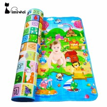 IMIWEI Baby Play Mat Mat For Children Developing Rugs Puzzle Carpets Play Mats Mat Baby Toys For Newborns Kids Rug Goma Eva Foam(China)