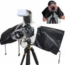 Practical Waterproof Rainproof Dust Sand Proof Camera Rain Cover Protector Camcorder Coat Bag for Camera Nikon Canon