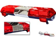 12VDC 120cm 80W Led car warning lightbar,emergency light bar for police ambulance fire,waterproof IP68