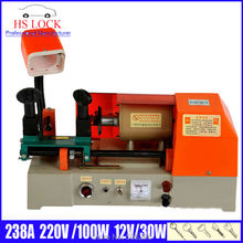 original defu 238A key cutting machine 220v 100w auto key duplication machine made in China fast ship