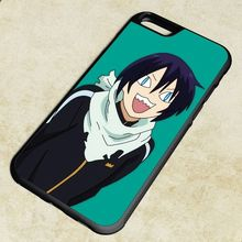 Cheap Noragami Yato fashion cell phone case cover for iphone 4 4s 5 5s se 5c 6 6 plus 6s plus 7 7 plus &qq151