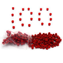 New! 100pcs/lot Trackpoint Trackball Track Point Ball Cap Red Soft Dome for IBM Lenovo ThinkPad Keyboard Mouse