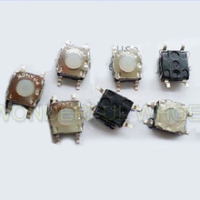 For France imported ITT silica / SMD / touch switch /6*6*3.5mm / waterproof / micro button