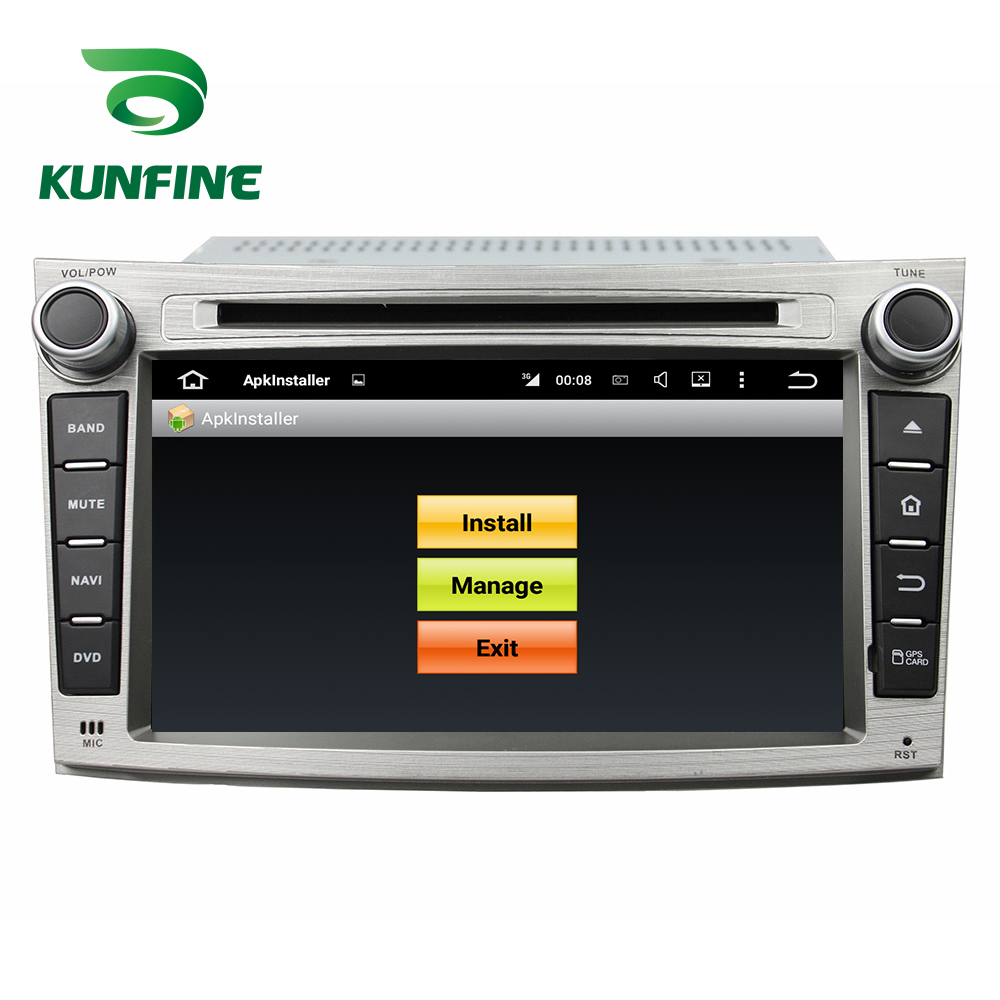 Android Car DVD GPS Navigation Multimedia Player Car Stereo For SUBARU LEGACY OUTBACK (3)
