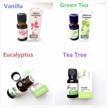 1Pcs Pure Plant Essential Oil Eucalyptus Body Massage Oil 10ml Kneepad Thermal Eucalyptus Essential Oil For Scrape Therapy SPA(China)