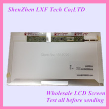 Free shipping 15.6''LED LCD Laptop Screen For Packard bell q5wtc B156XW02 V.6