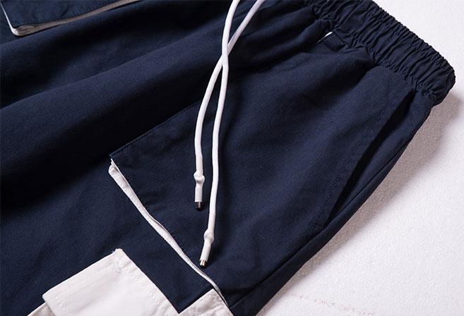 Multi Pockets Cargo Shorts 8