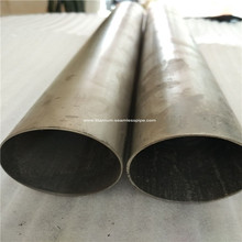 grade2 titanium tube seamless gr2 titanium pipe 89mmOD * 1.24mm TH*1000mm L ,1pc wholesale price free shipping(China)