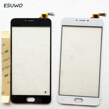 ESUWO Touch Screen For Meizu M3 Note L681H Touch Screen Digitizer Glass Front Panel Touchscreen Replacement(China)