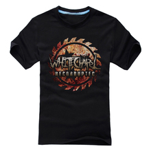 Free shipping  Whitechapel  Dead core hardcore music Heavy metal 100% cotton new  t-shirt