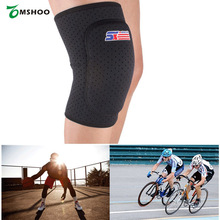 Breathable Knee Supports Brace Football Basketball Volleyball Durable Knee Protector Guard Pad Thicken Safety Equipment