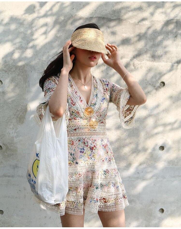 ladies uv roll up korean sun visor hat women sun visor straw sun visor caps (22)