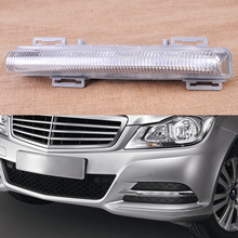 CITALL Daytime Running Lamp Fog Light Left Side 2049068900 Fit Mercedes Benz W204 W212 R172 S204 2011 2012 2013