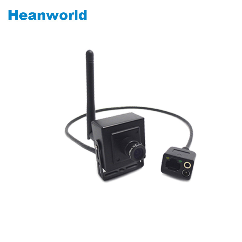 New 720P mini IP camera wireless p2p cam Onvif HD wifi cameras cctv security system with audio for home door video<br><br>Aliexpress