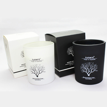 Aromathorapy Glass Home Candles Cup Candela Blanche Znicz Topone Paraffin Wax Scented Candle Yankee Bougie Candle Making DDZ117