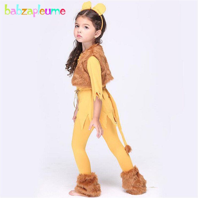 babzapleume Brand Halloween Childrens set Kids Girl boutique Clothing Cosplay Dance Costume 6Pcs/Set Toddler Clothes Suit  Y008<br><br>Aliexpress