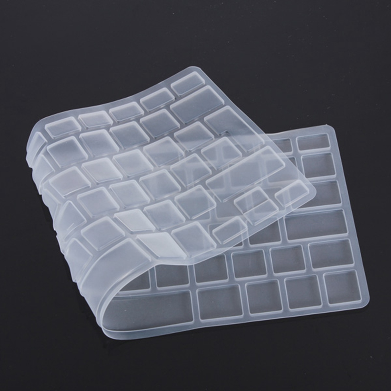 Hot Sale 1 pcs EU Keyboard Cover Skin Protector Dustproof Silicon Keyboard Cover for Apple For Macbook Pro 131517 Air 13(China (Mainland))