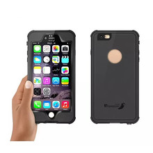 For iphone 6 6s Water Proof Diving Case Shockproof Dirtproof IP68 Real Waterproof Smartphone Cases  Back Cover For iPhone 6 6S